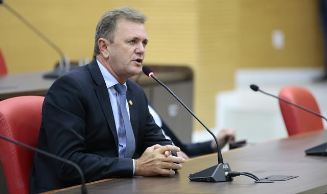 Deputado Luizinho Goebel também indicou a recuperação do trecho ligando ao distrito de Boa Vista do Pacarana.