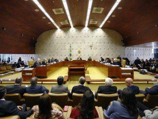 Presidente da OAB vai entrar no STF contra Bolsonaro. | Crédito: Nelson Jr/STF