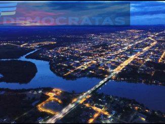Ji-Paraná é a segunda maior cidade de Rondônia e tem pelo menos 150 mil habitantes