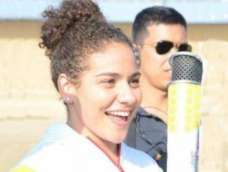 Jessica é filha de Heloisa Paulista, que saiu de Vilhena cerca de 25 anos atrás