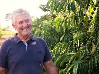 Sebastião Jacomin começou a plantar café em Rondônia há 24 anos