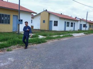 Para evitar nova paralisação do Residencial Rondon I, o vereador Edivaldo Gomes (PSB) pediu intervenção da bancada federal
