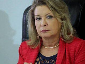A senadora foi condenada por abuso de poder econômico e prática de caixa dois na campanha de 2018.