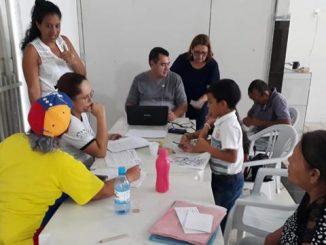 Estrangeiros em situação de risco acolhidos em Ji-Paraná