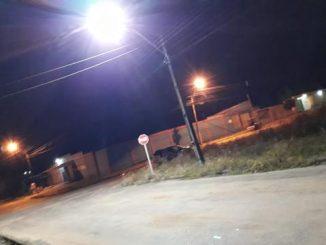 Iniciada instalação de Lâmpadas de LED em Ji-Paraná