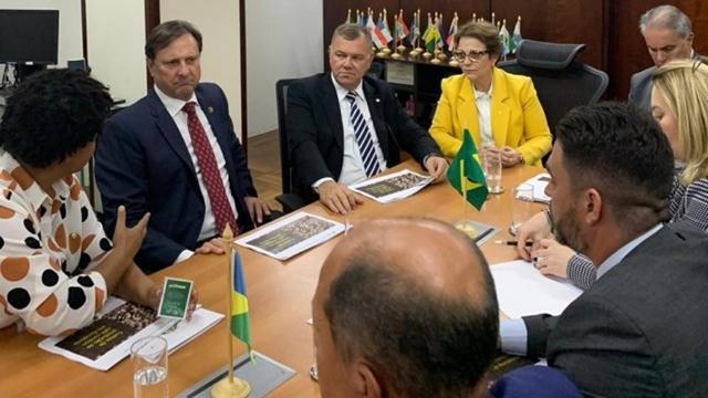 Ministerio da Agricultura vai rever base de cálculo do preco do cafe de Rondonia