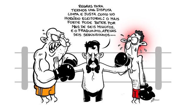 Regra eleitoral 2020 privilegia a reeleição - coluna do Gutierrez