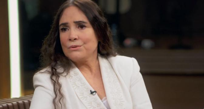 Planalto anula indicação de Regina Duarte horas após nomeação