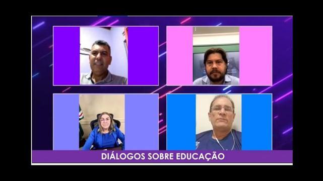 Sebrae tem live Diálogos sobre a Educação coordenada pelo diretor