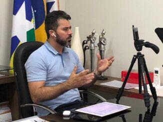 Marcos Rogério apresenta projeto que cria Programa Emergencial de Transporte Social
