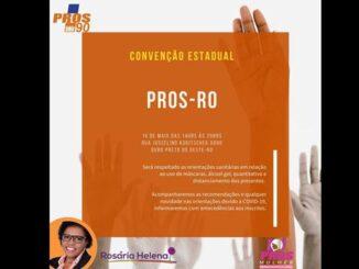 PROS realiza convenção estadual em Ouro Preto do Oeste