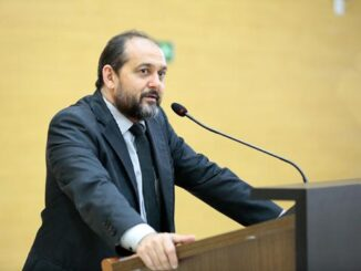 Presidente Laerte Gomes destaca aprovação de matérias beneficiando forças de segurança