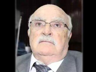 Ex-governador da Paraíba Wilson Braga morre, aos 88 anos, de covid-19
