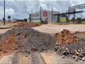 Obras na BR-364, na travessia urbana de Ariquemes, devem ser retomadas em junho
