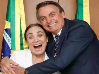 Regina Duarte deixa Secretaria da Cultura e assumirá Cinemateca em SP