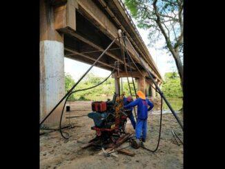 Projeto Mosquini - Começam os estudos para duplicação da ponte sobre o Rio Jaru