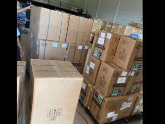 Respiradores mecânicos viabilizados por Marcos Rogério chegam a Rondônia