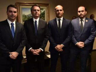 Rede de lojas denuncia fraudes com cartões dos Bolsonaros