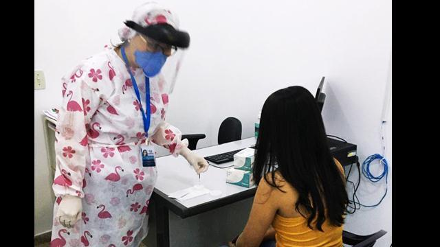 Semusa de Ji-Paraná oferece teste rápido de gravidez