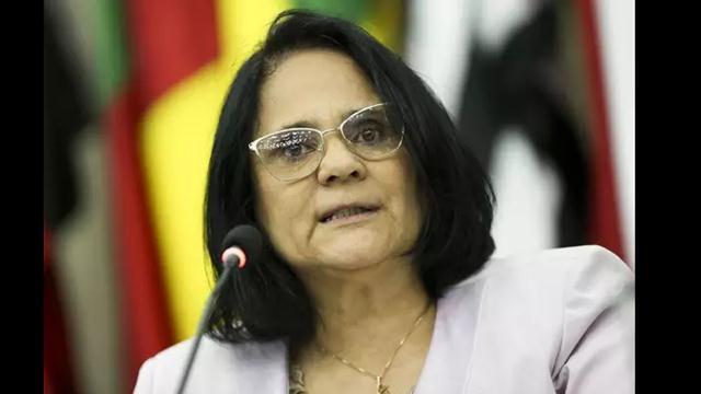Supremo envia à PGR notícia-crime contra Damares Alves