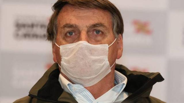 Bolsonaro pegou a covid19