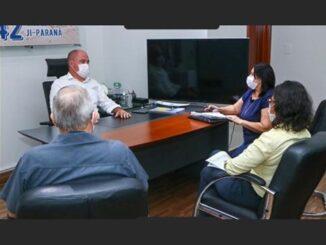 Todos os professores de Ji-Paraná terão notebook para trabalhar em casa