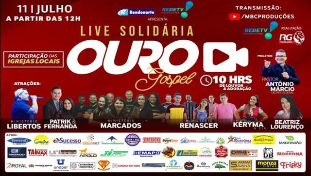 Ouro Gospel Solidaria