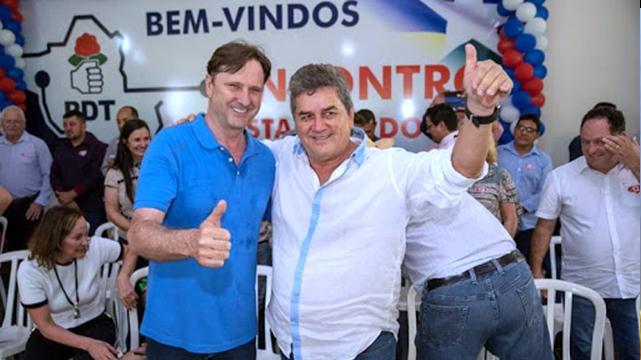 Ruy Motta é o nome do PDT para prefeito de Porto Velho