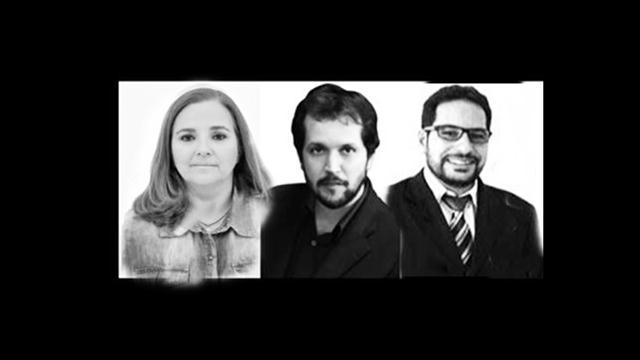 Andréia Árabe, Anderson Exceller e Guga Já