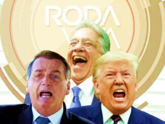 FHC debocha da amizade de Bolsonaro com Trump