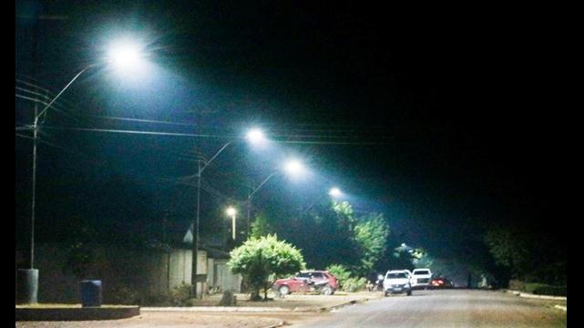 Prefeitura investe R$ 420 mil na instalação de lâmpadas de LED