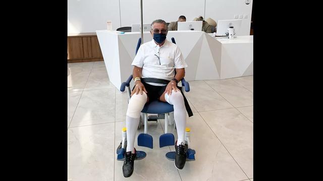 Marco Aurélio, do STF, passa por procedimento cirúrgico e se recupera em casa