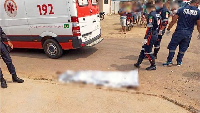 Indignado mata furioso que agredia mulher num porto de gasolina