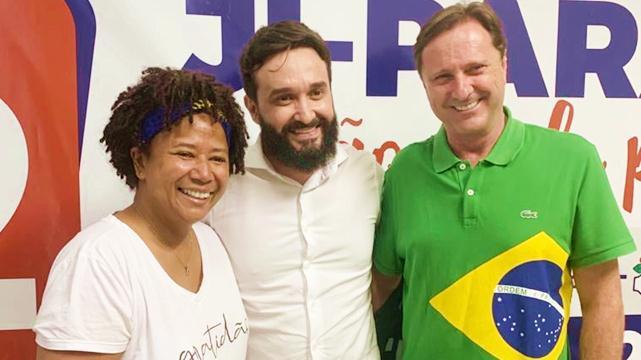 Julian Cuadal entra na disputa para prefeito de Ji-Paraná