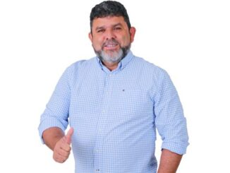 Jurandir de Oliveira concorre à prefeitura de Santa Luzia pelo Podemos.
