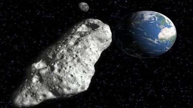 Asteroide de 130 metros vai se chocar com a Terra em maio
