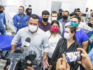 Isaú quer as UTIs do HM de Ji-Paraná funcionando de novo