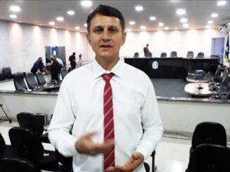 Covid-19 mata vereador de Ji-Paraná Eder Biazatti