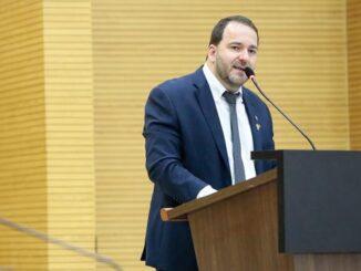 Empossado Alex Redano presidente da Assembleia Legislativa