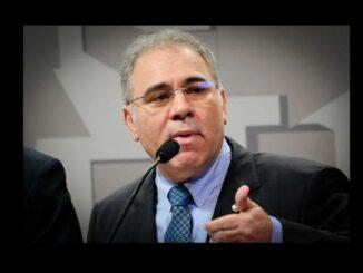 Marcelo Queiroga ministro da saúde