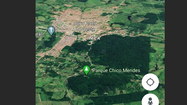 Pandemia Ouro Preto do Oeste
