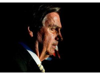 "Bolsonaro: ""Sou Centrão"""