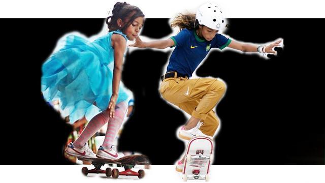 fadinha do skate Raissa