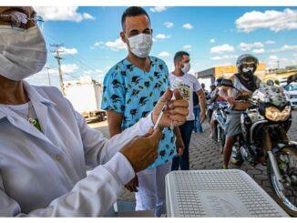 Ji-Paraná começa a vacinar a partir de 41 anos acima na quinta-feira